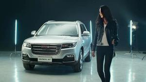 红标哈弗H7上市16.28万起 推出4款车型