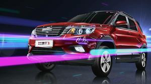 小型SUV比速T3 搭载1.3T涡轮增压发动机