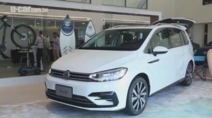 2018款大众途安评测 新增R-line车型