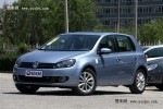 2012款高尔夫西安有少量现车 订车3个月