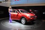 2010日内瓦车展 日产全新跨界车JUKE亮相
