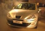 有中国特色的法国车 实拍图解标致408