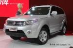 北汽全新SUV参数配置曝光 将于10月上市
