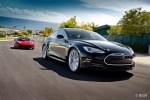 Tesla成纳斯达克首只汽车股 填甲骨文空缺