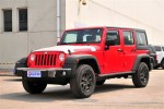 Jeep牧马人2.8T柴油版或将于5月15日上市