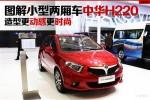 2013上海车展 两厢小车中华H220独家解析