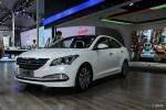 北京现代名图将推1.6T车型 有望明年上市