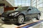 英菲尼迪将于纽约车展推出新款Q70与QX80