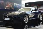 捷豹F-Type Coupe车型上市 售79.8万元起
