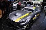 2015日内瓦车展 奔驰AMG GT3正式发布