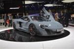 2015日内瓦车展 迈凯伦675LT全球首发