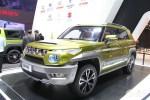 2015上海车展 北汽全新BJ20概念车发布