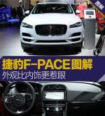 2015法兰克福车展 捷豹F-PACE图解