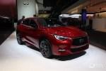 英菲尼迪QX30 S发布 造型更运动/北美特供