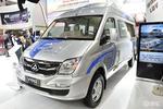综合续航里程270km 大通V80燃料电池板将在广州车展上市