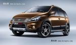 开启SUV新用法  景逸SUV北京车展全国上市