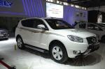 2012西博会车展 自主合资品牌SUV推荐