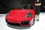 保时捷Boxster GTS跑车北京车展全球首发