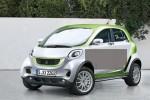 smart将推SUV车型 或2015年首发亮相