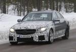 奔驰新C63 AMG 9月24日发布 有望明年引入