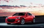 现代Genesis Coupe北美上市 约16.5万元起