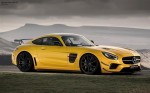 奔驰AMG GT黑色系列高性能版假想图曝光