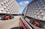 福特发布新款C-MAX预告图 巴黎车展亮相