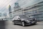 奔驰计划推出多款迈巴赫车型 或明年发布