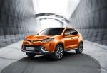 MG首款SUV官图发布 或2015上海车展首发