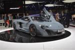 迈凯伦上海车展阵容曝光 540C全球首发