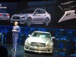 2015上海车展 英菲尼迪新款Q70L正式发布