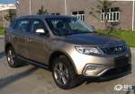 曝吉利博越SUV预售价 12.98万-18.68万元
