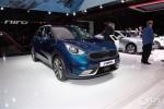 起亚混动SUV Niro发布 油耗4.7L/100km