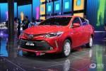 一汽丰田新款威驰亮相北京车展 年内上市