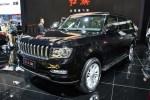 红旗新款LS5北京车展发布 内饰变化明显