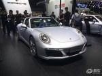 保时捷911 Targa 4发布 售155.2万元
