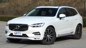 沃尔沃全新一代XC60详解 定位于中型SUV