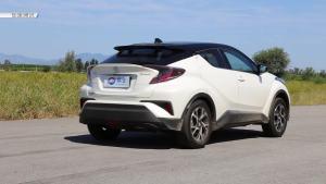丰田C-HR超级评测加速测试视频