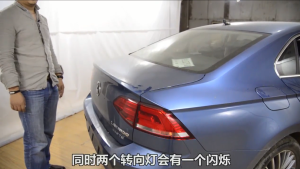 四门GT轿跑,如果被锁在后备厢咋办?凌渡用车揭秘