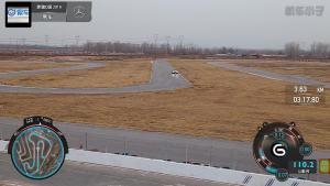 奔驰C260L超级评测赛道操控测试