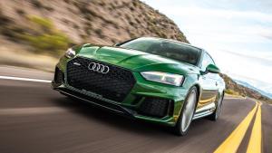 百公里加速仅需3.9s的八色奥迪RS5 Coupe强势归来
