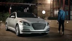 凯文哈特主演的现代Genesis汽车广告 要大卖的节奏