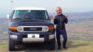 """被称为""""沙漠王子""""的越野车 10年后还是英雄好汉"""