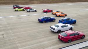 大乱斗!Motor Trend 直线加速第八季!