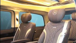 进口美系奔驰V250商务车,舒适奢华,非凡享受!