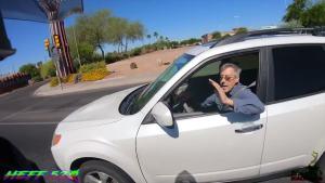 邊開車邊吵架的模式你領教過嗎?