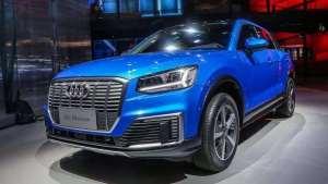 国产奥迪Q2L纯电车型将上市 补贴后预计在30万元左右