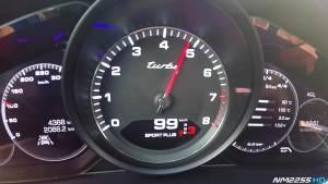 保时捷Panamera Turbo S ST 0-200km/h弹射起步