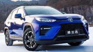 终于来了!广汽丰田威兰达预计28日线上上市预售17万起