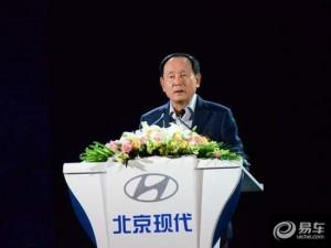 【人事变动】李丙晧接任北京现代总经理